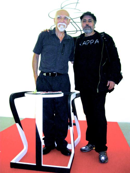 Ahmed e Massimo Mori